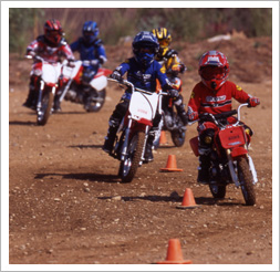 Getting Started, Learn to Ride, New Rider Training